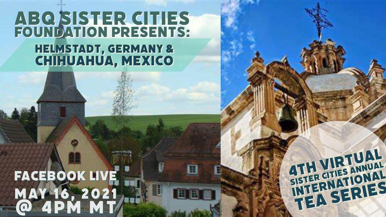 4th VIRTUAL SISTER CITIES ANNUAL INTERNATIONAL TEA